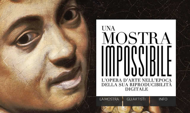 Mostre Impossibili come l'Arte è possibile