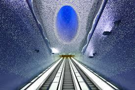 Metro Art Tour, camminando attraverso l'arte