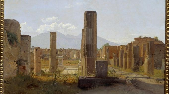 Mostra Pompei e l'Europa al MANN